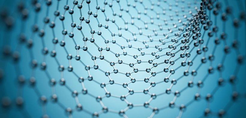 Image of hexagonal geometric form for When Energy Technology Goes on Steroids The Nano-Energy Interface blog post