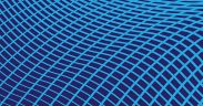Image of abstract light blue lines over a navy blue background used as header for Behavioural Insight Brief Ethics of Applying Behavioural Sciences to Policy blog post