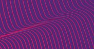 Image of abstract magenta lines over a purple background used as header for Behavioural Insight Brief Overview of Behavioural Insights header image blog post