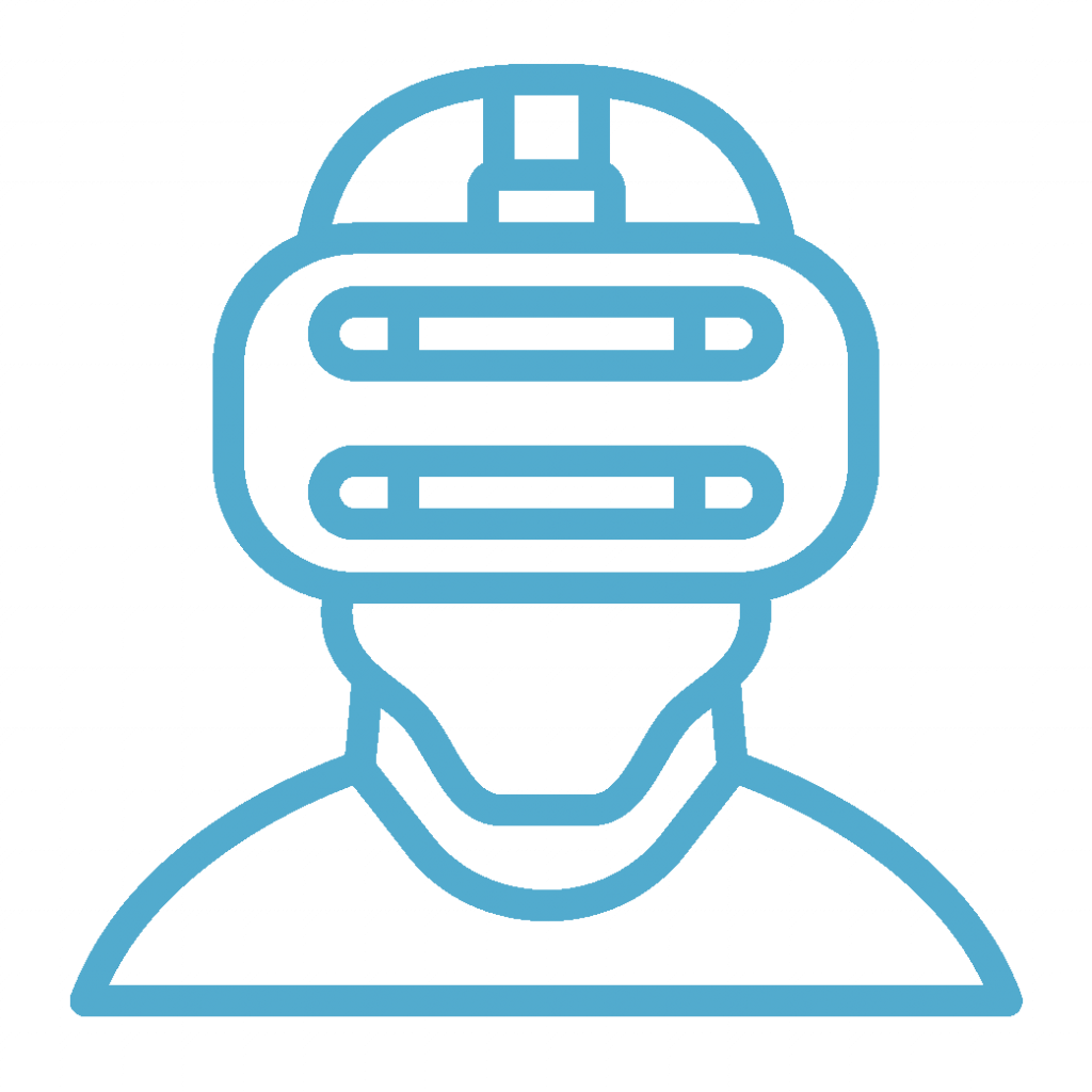 Icon for Virtual and Mixed Reality