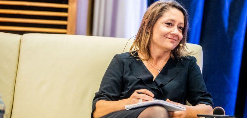 Kristel van der Elst at ESPAS 2019